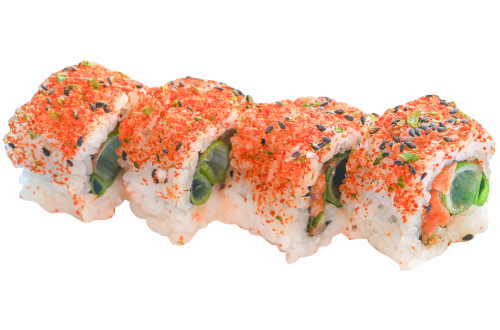 77. Spicy Shake Roll 4,80€     (d k)